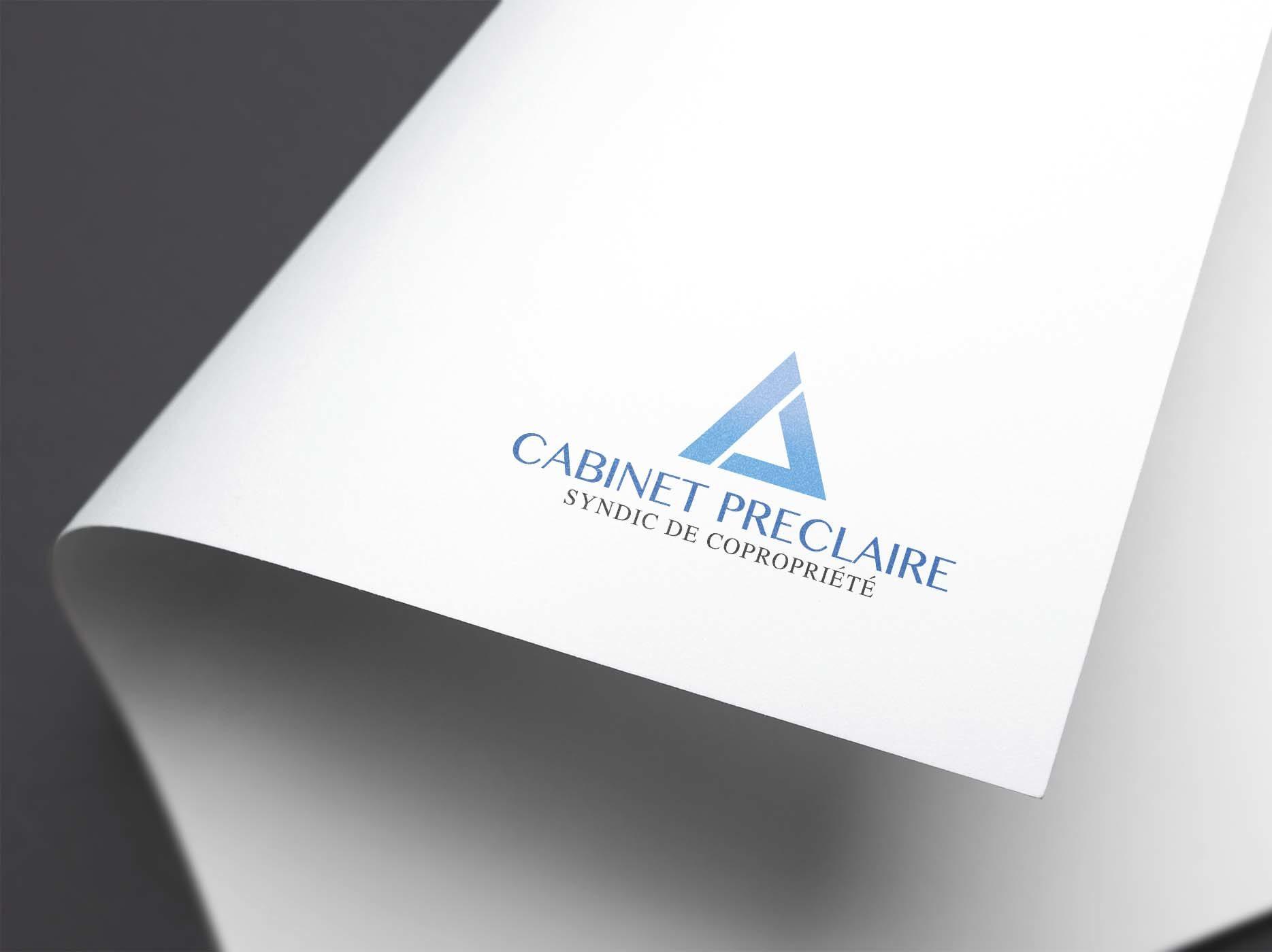 logo cabinet preclaire