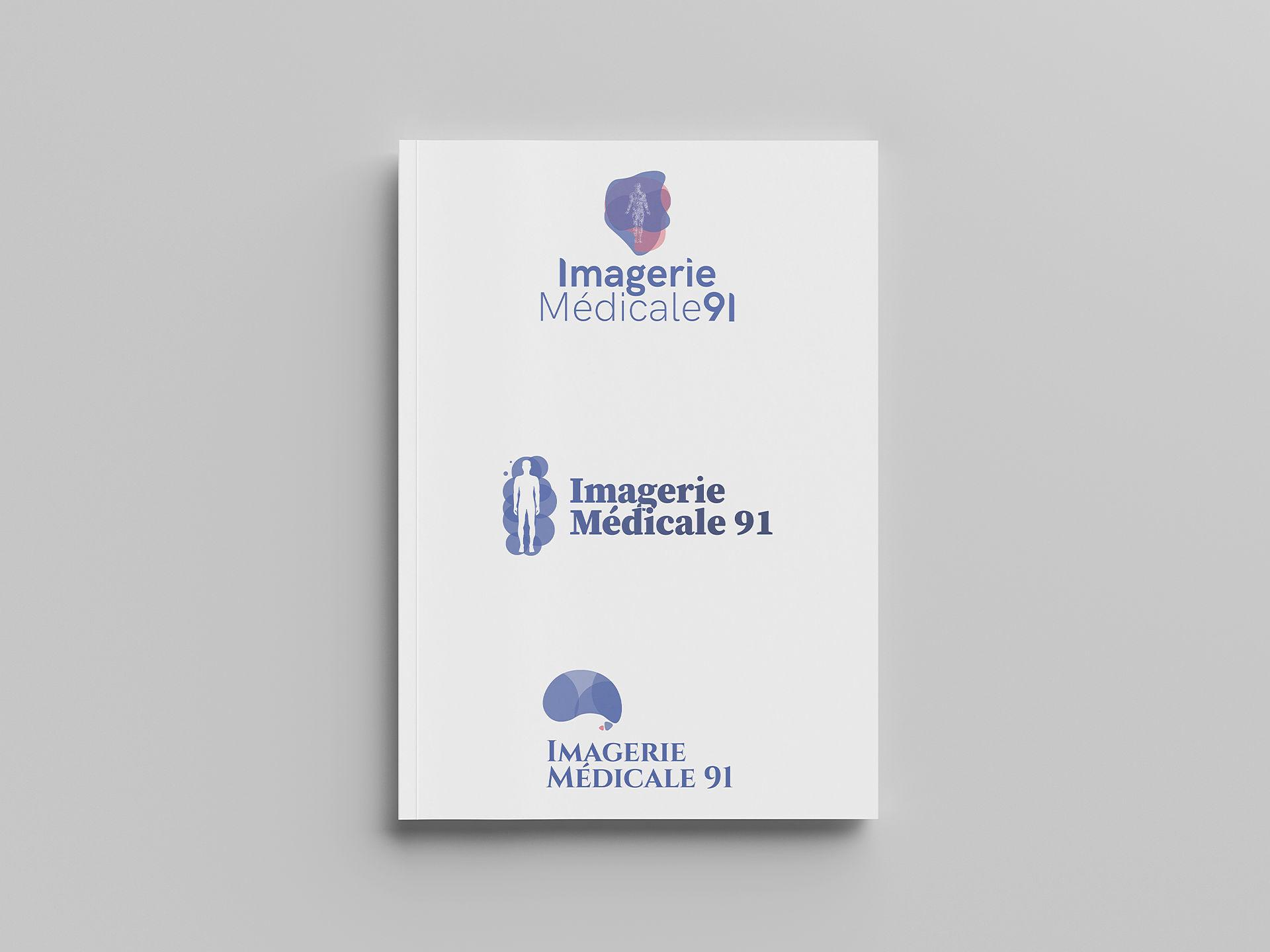 identite graphique imagerie medicale 91