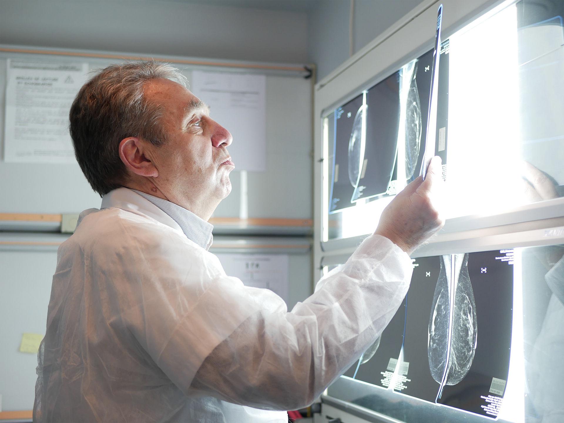 photo radiologue