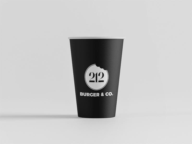 gobelet carton 212 burger