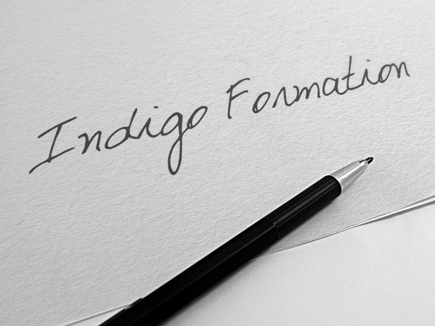signature formation indigo