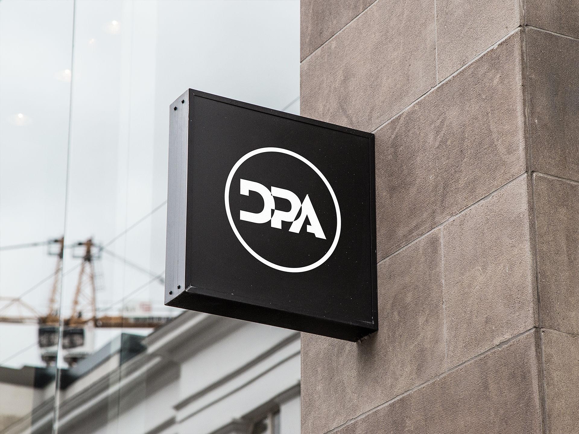 communication logo enseigne dpa